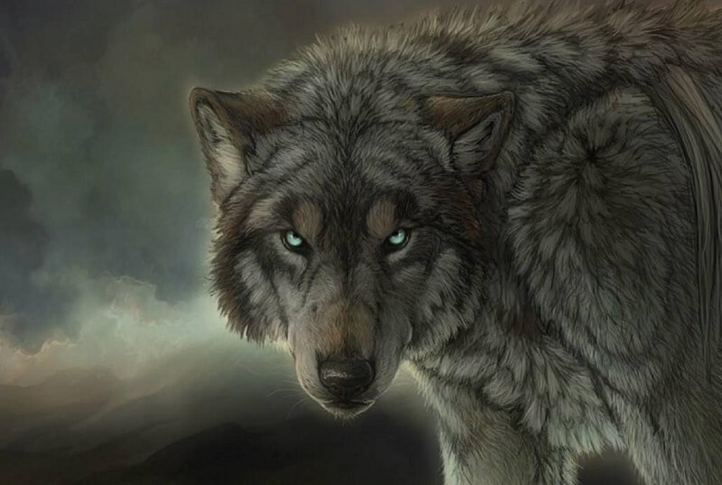 mythical wolf names
