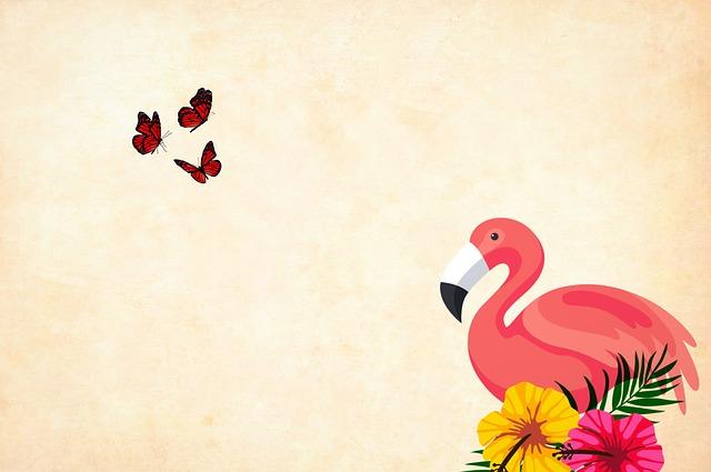 cartoon-flamingo-names