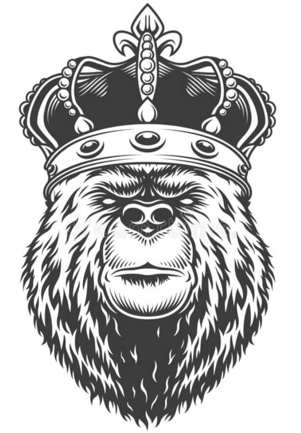 12 Best Bear With Crown Tattoo Designs Petpress Are you searching for cartoon crown png images or vector? 12 best bear with crown tattoo designs