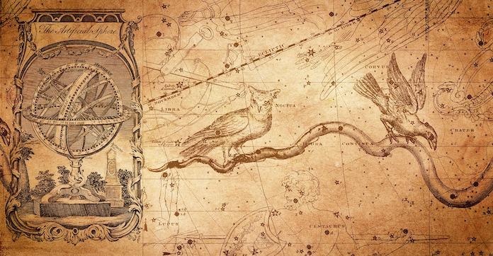 Owl name in mythology