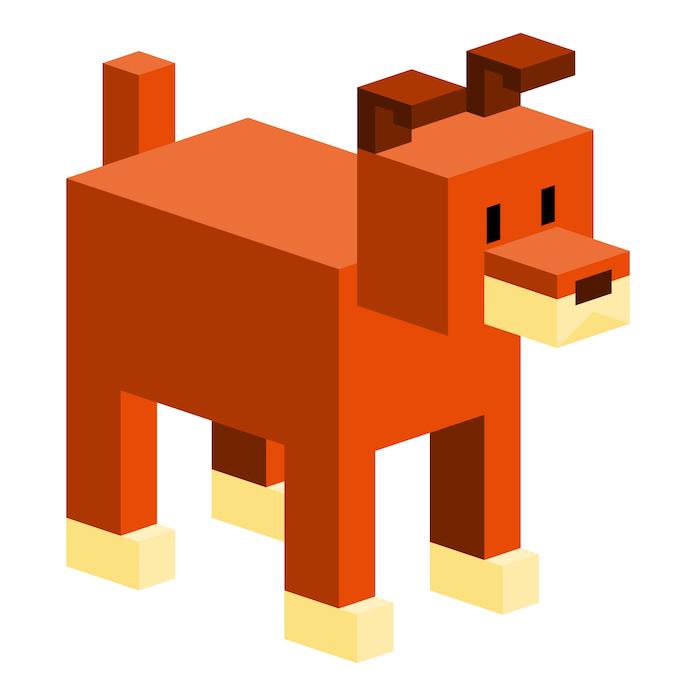 Popular minecraft dog names