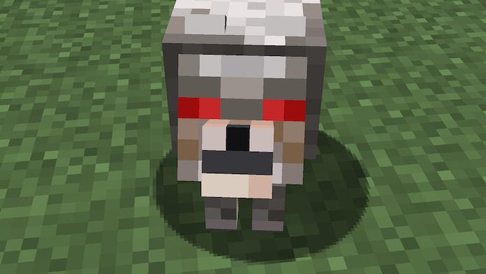 Boy minecraft dog names