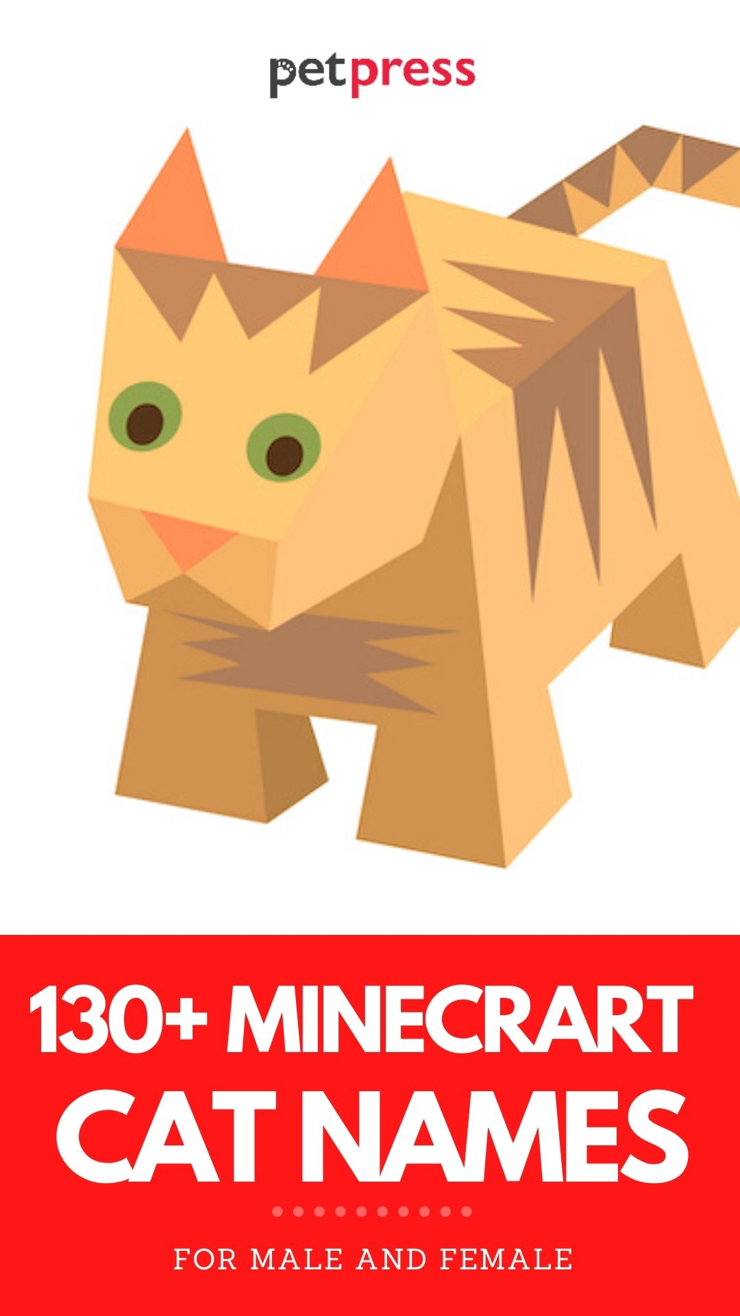 minecraft cat names