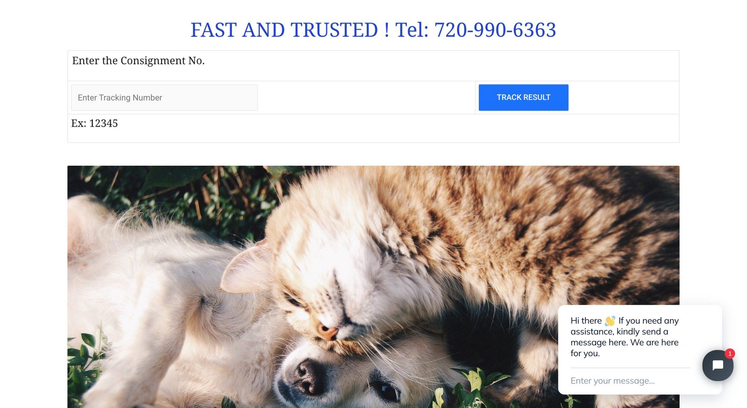 PetExpressDS-website