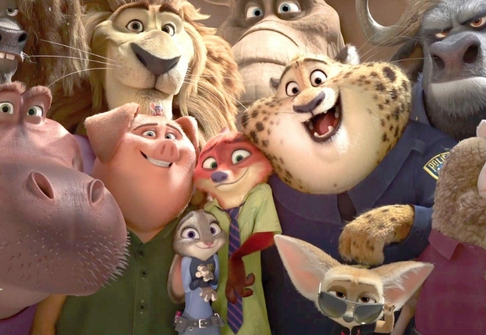 Male pet names from Zootopia